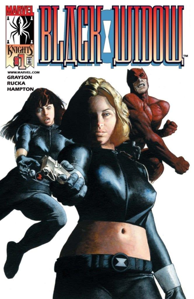 Comic completo Black Widow Volumen 2