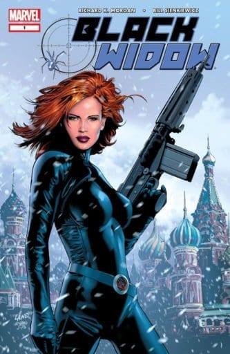 Comic completo Black Widow Volumen 3