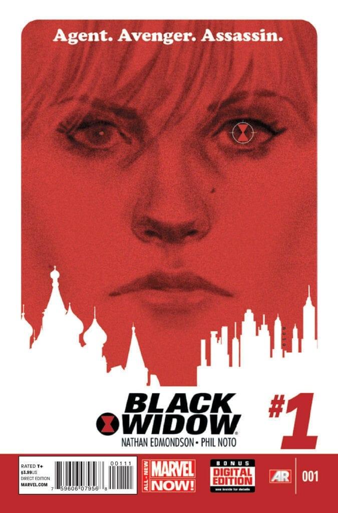 Comic completo Black Widow Volumen 5
