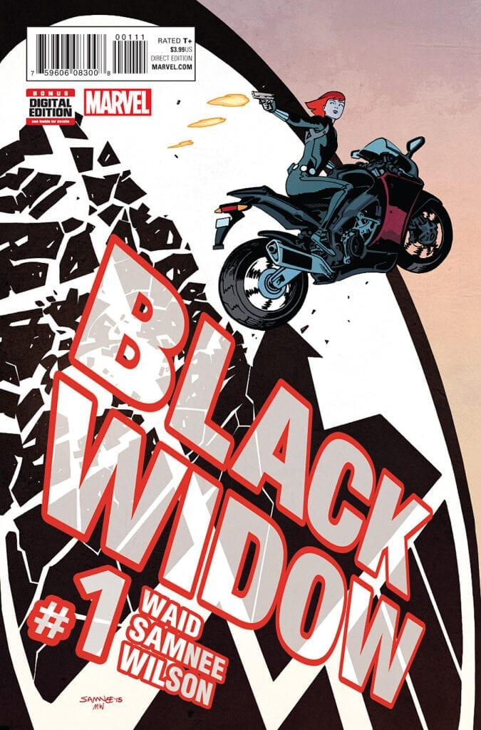 Comic completo Black Widow Volumen 6