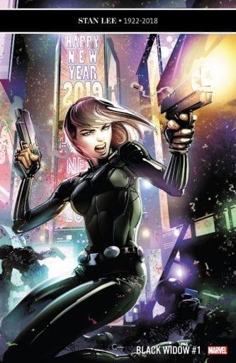 Comic completo Black Widow Volumen 7