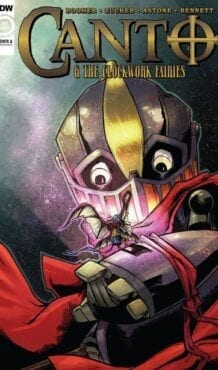 Comic completo Canto and the Clockwork Fairies