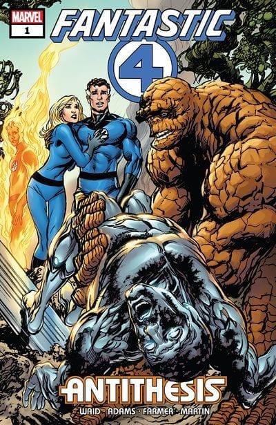 Comic en emision Fantastic Four – Antithesis
