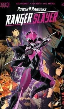 Comic completo Power Rangers: Ranger Slayer