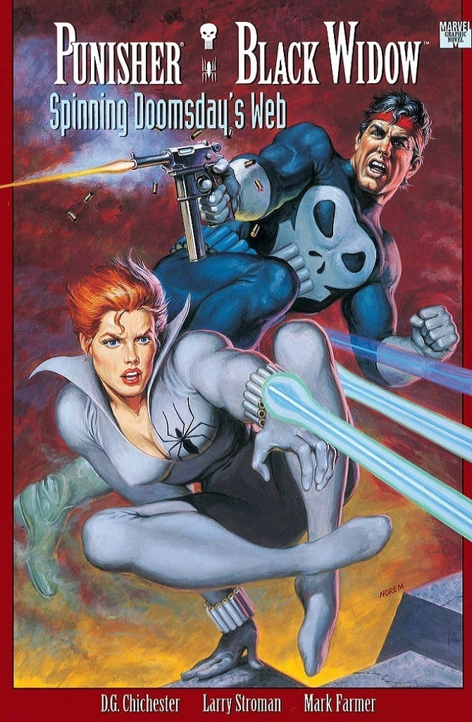 Comic completo Punisher / Black Widow: Spinning Doomsday's Web