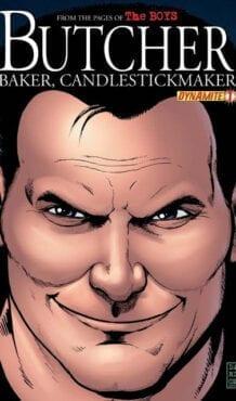 Comic completo The Boys: Butcher, Baker, Candlestickmaker