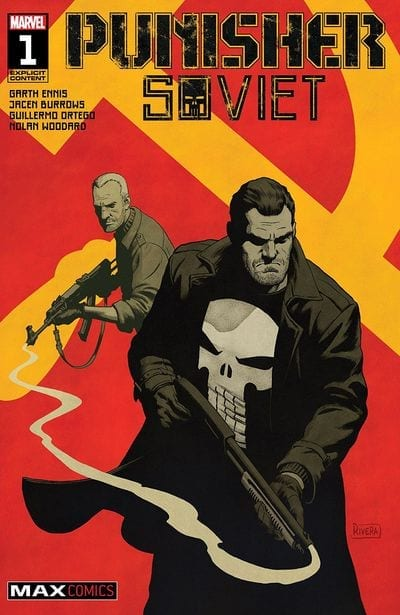Comic completo The Punisher Soviet