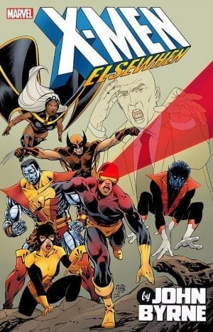 Comic completo X-Men: Elsewhen