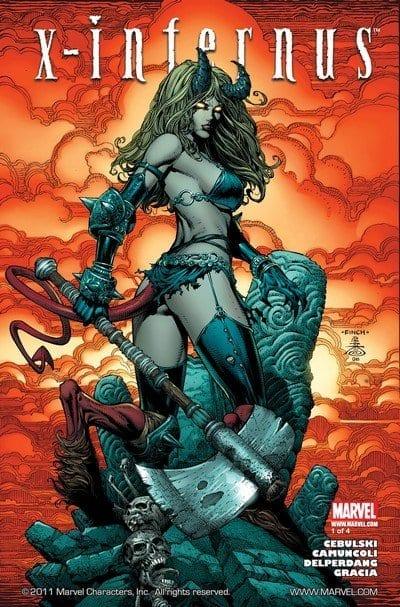 Comic completo X-infernus