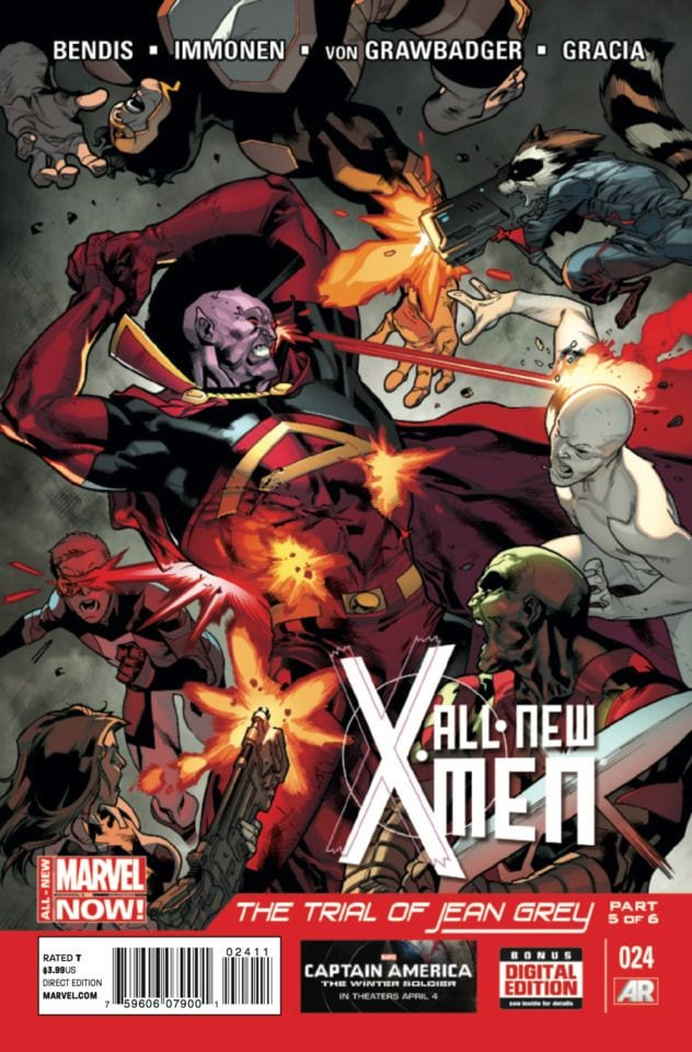 Comic completo All New X-Men: The Trial of Jean Grey