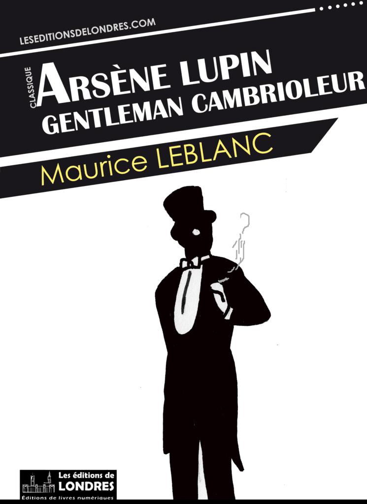 Libro completo Arsène Lupin: gentleman cambrioleur