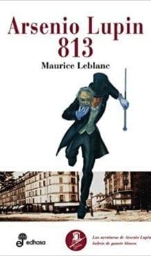 Libro completo Arsenio Lupin: 813