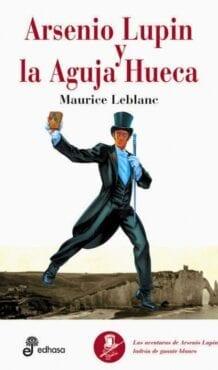 Libro completo Arsenio Lupin y la Aguja Hueca