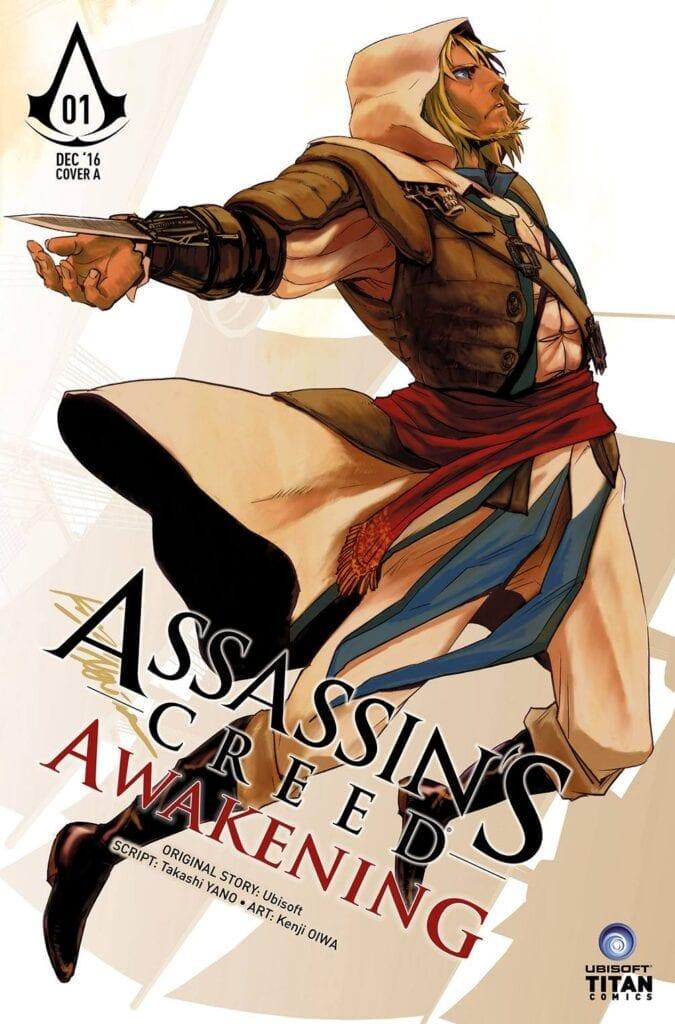 Comic completo Assassin's Creed: Awakening
