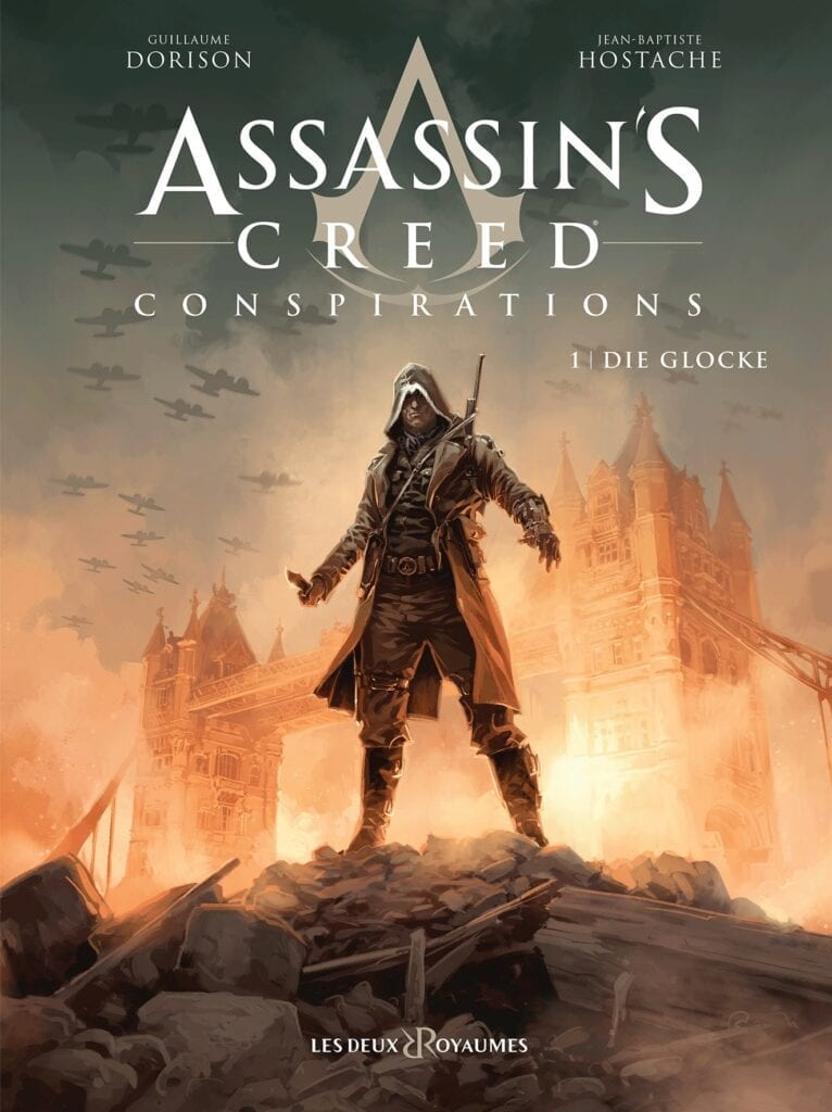 Comic completo Assassin's Creed: Conspirations