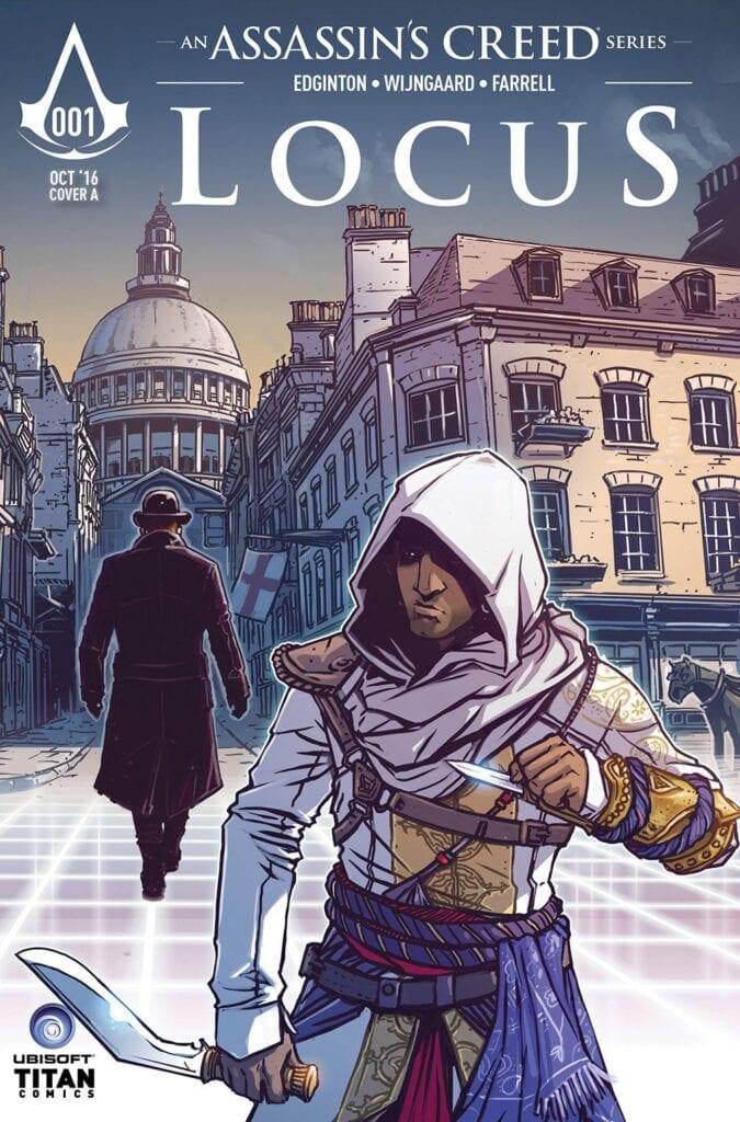 Comic completo Assassin's Creed: Locus