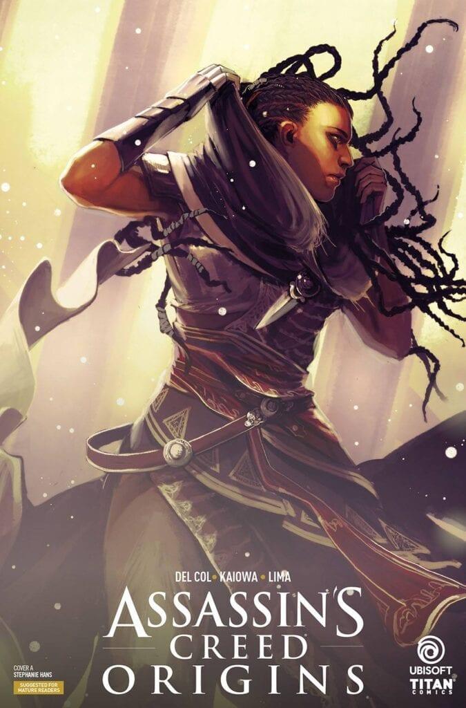 Comic completo Assassin's Creed: Origins