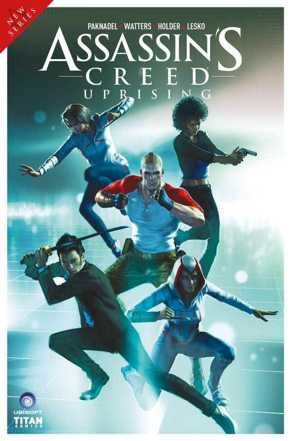 Comic completo Assassin's Creed: Uprising