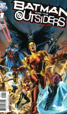Comic completo Batman and the Outsiders Volumen 2