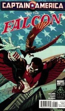 Comic completo Captain America and the Falcon