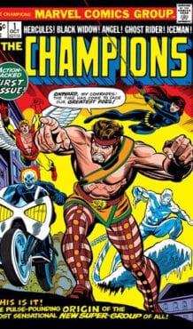 Comic completo Champions Volumen 1