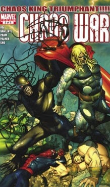 Comic completo Chaos War