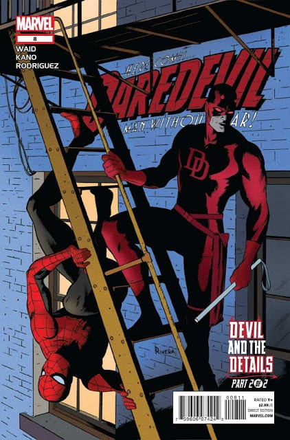 Comic completo Devil and the Details