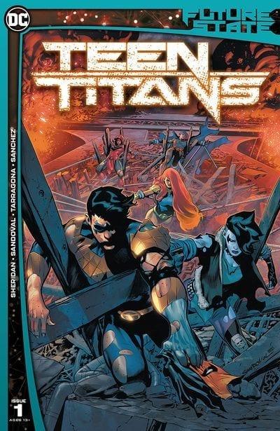 Comic completo Future State: Teen Titans