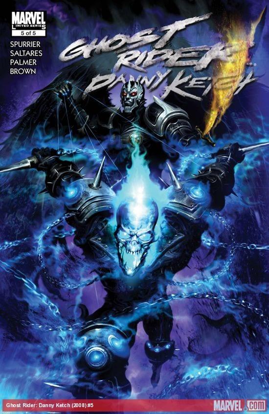 Comic completo Ghost Rider: Danny Ketch