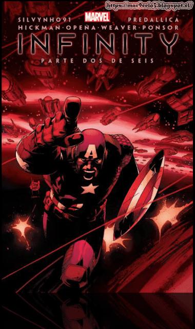 Comic completo Infinity