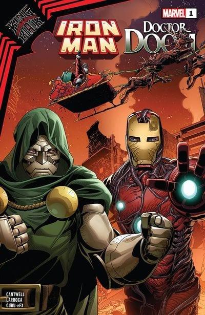 Descargar King In Black Iron Man Doom comic