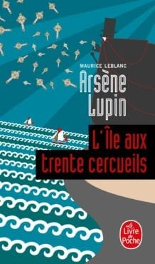 Libro completo L'Ile aux trente cercueils
