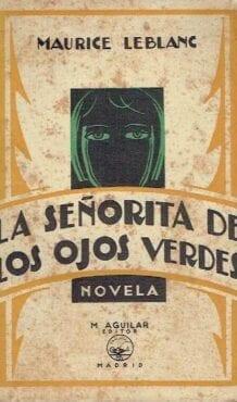 Libro completo La señorita de los ojos verdes