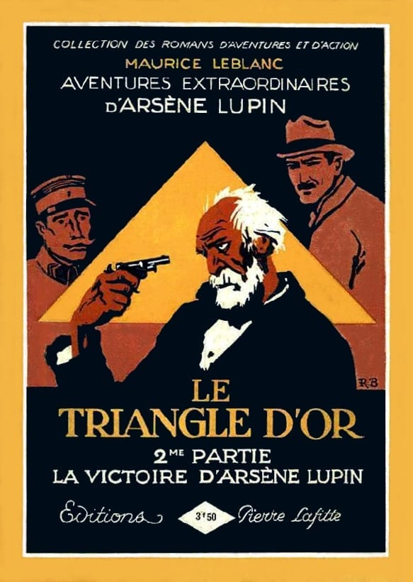 Libro completo Le triangle d'or