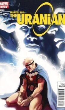 Comic completo Marvel Boy: The Uranian