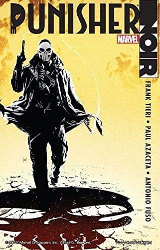 Comic completo Punisher Noir