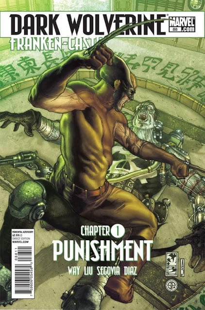 Comic completo Punishment