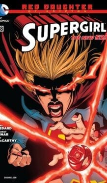 Comic completo Red Daughter of Krypton