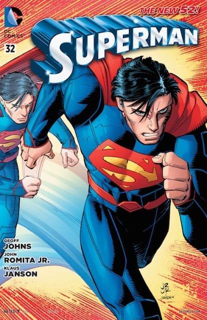 Descargar Superman de Geoff Johns Y John Romita JR comic