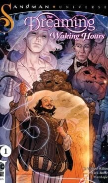 Comic completo The Dreaming: Waking Hours