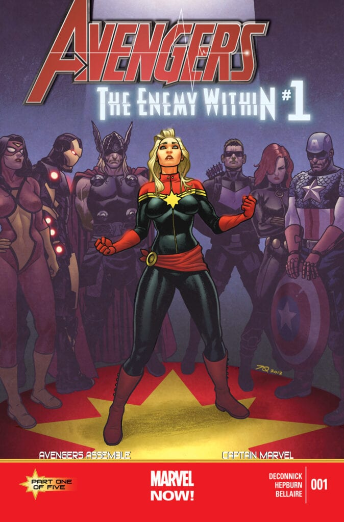 Comic completo The Enemy Within