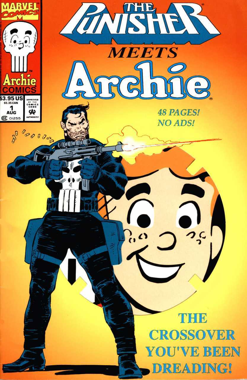 Comic completo The Punisher Meets Archie