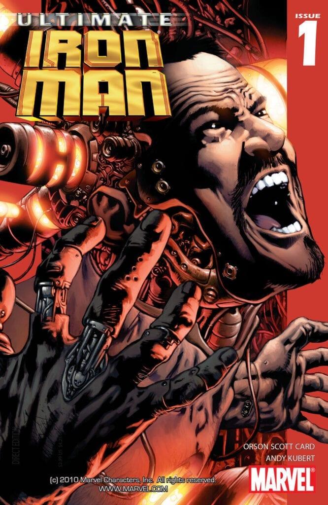 Descargar Ultimate Iron Man comic