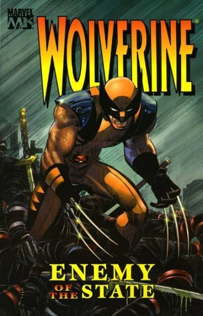 Comic completo Wolverine: Enemy of the State