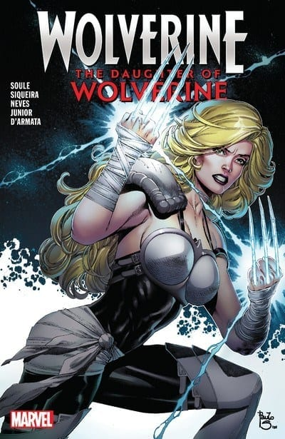Comic completo Wolverine The Daughter Of Wolverine