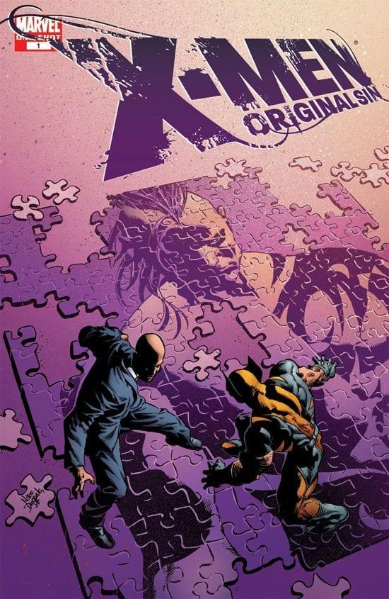 Comic completo X-Men: Original Sin