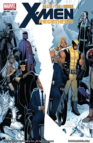Comic completo X-Men: Regenesis