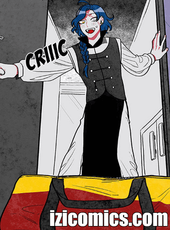 Comic completo ¡Ay, Chaozu!