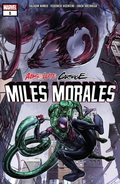 Descargar Absolute Carnage Miles Morales comic