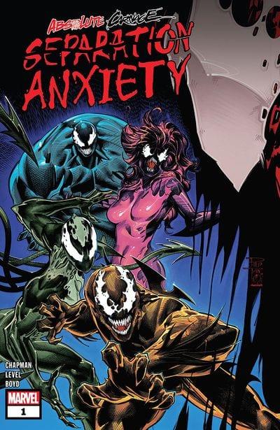 Descargar Absolute Carnage Separationn Anxiety comic